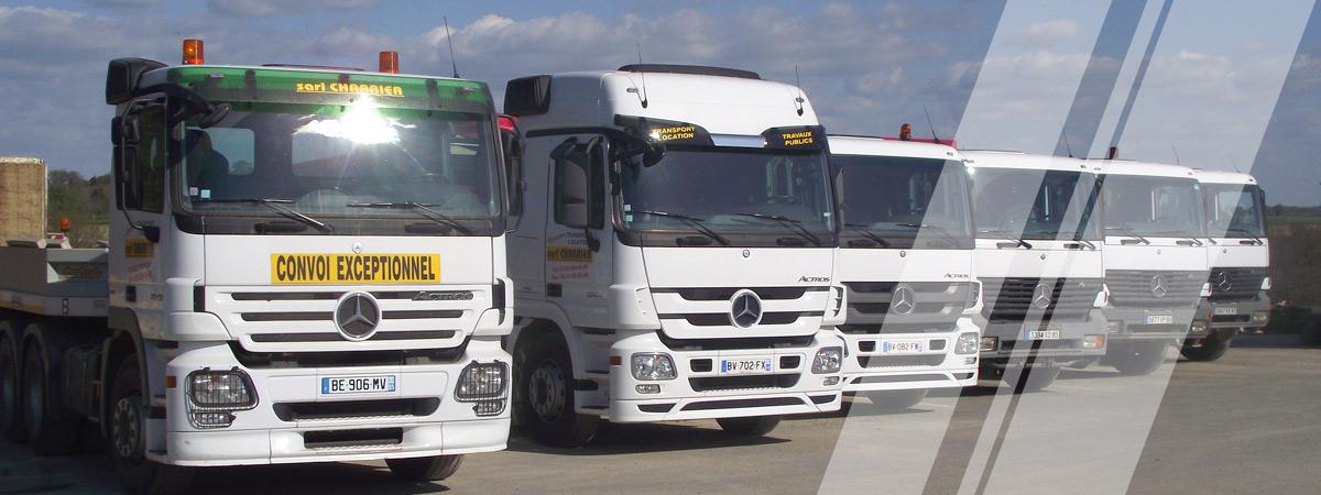 Des solutions logistiques pour vos travaux publics
